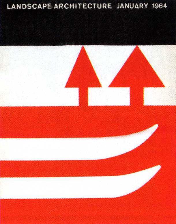 Landscape Architecture  , January 1964  © American Society of Landscape Architects