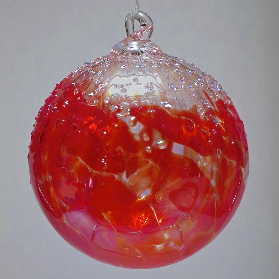 Ice cap ornament
