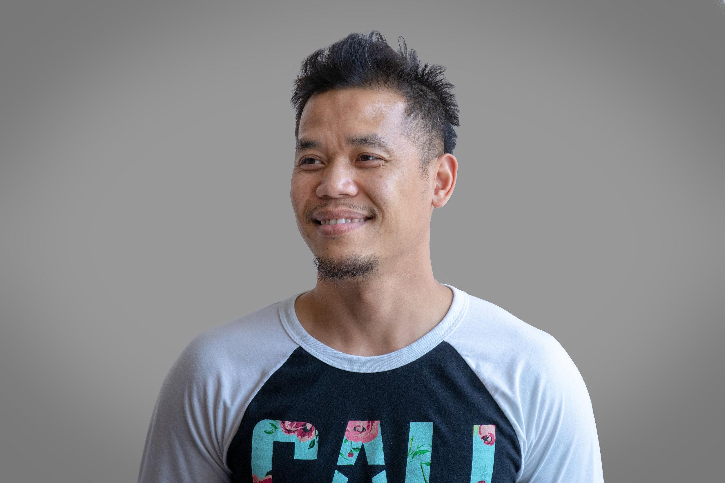 Lee Khamvongsouk  Print Room Supervisor
