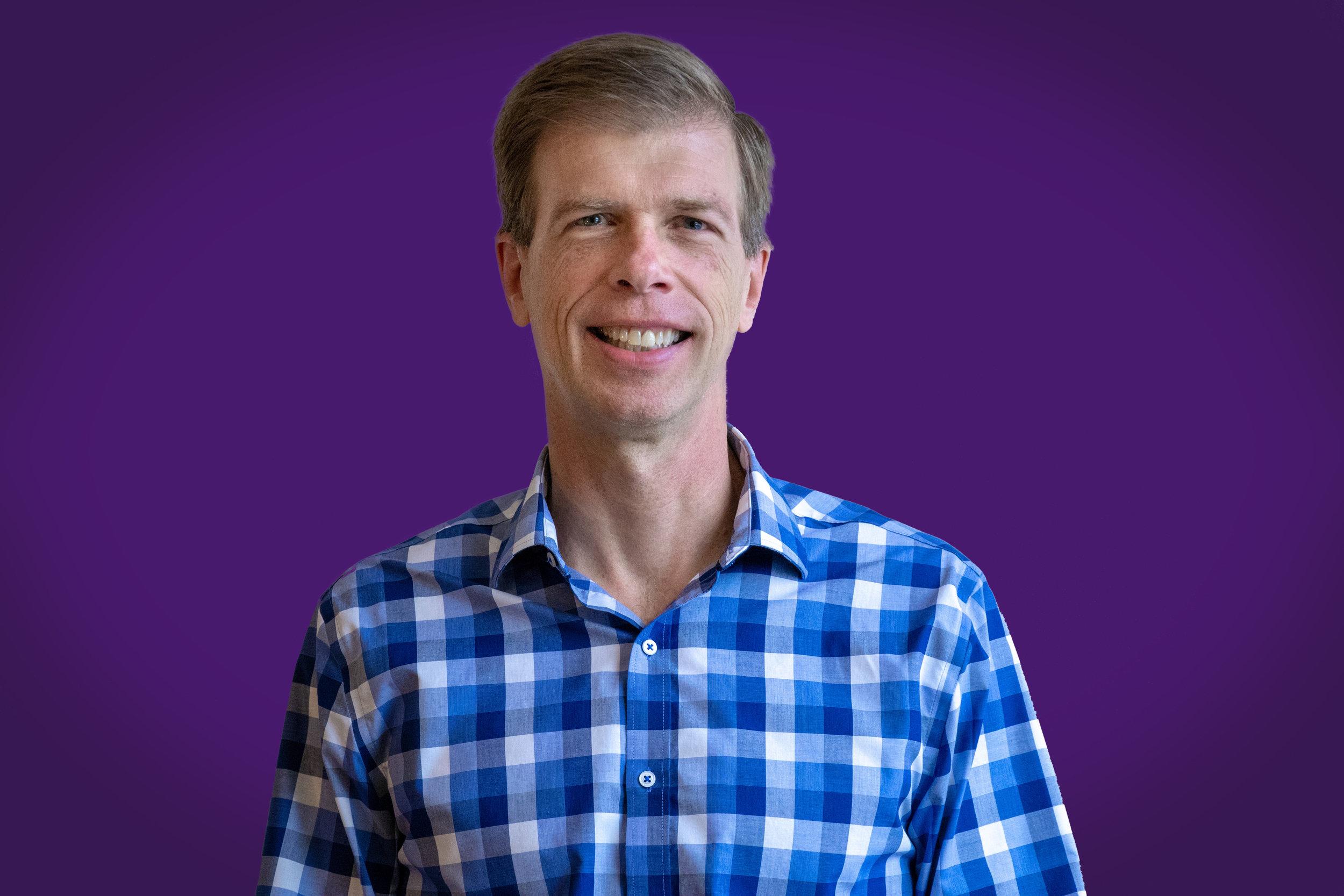 Todd Johnson  sales team lead