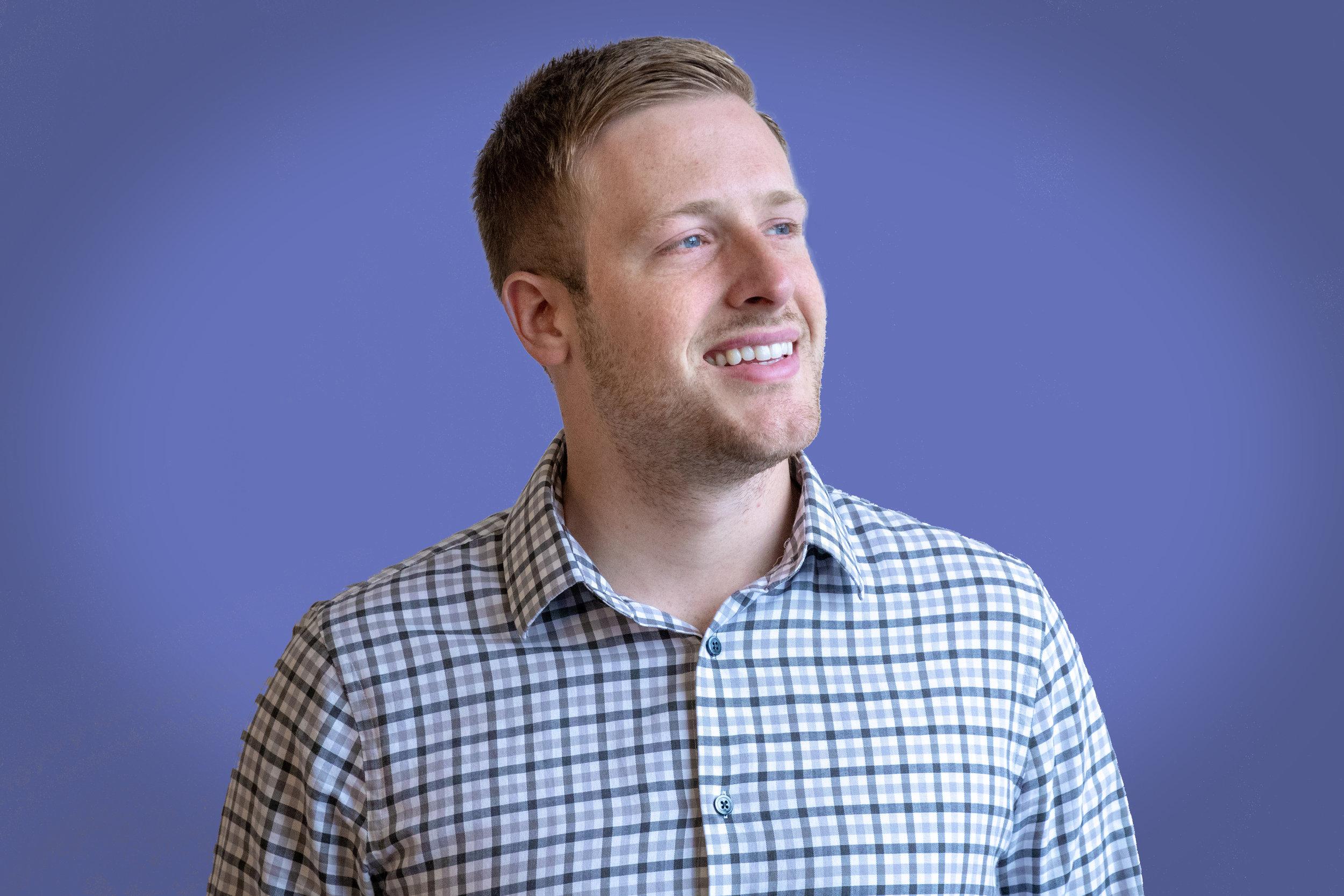 brandon Robinson  Marketing Specialist