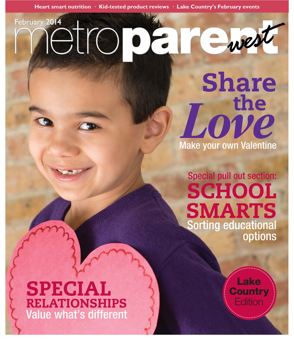 Check US out in  METRO PARENT MAGAZINE  Here , Here and  HERE !