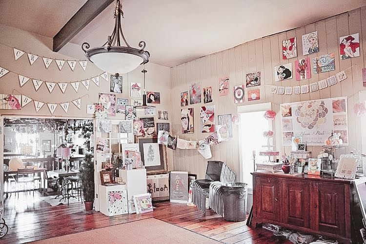 Former Bloom Prints Art School