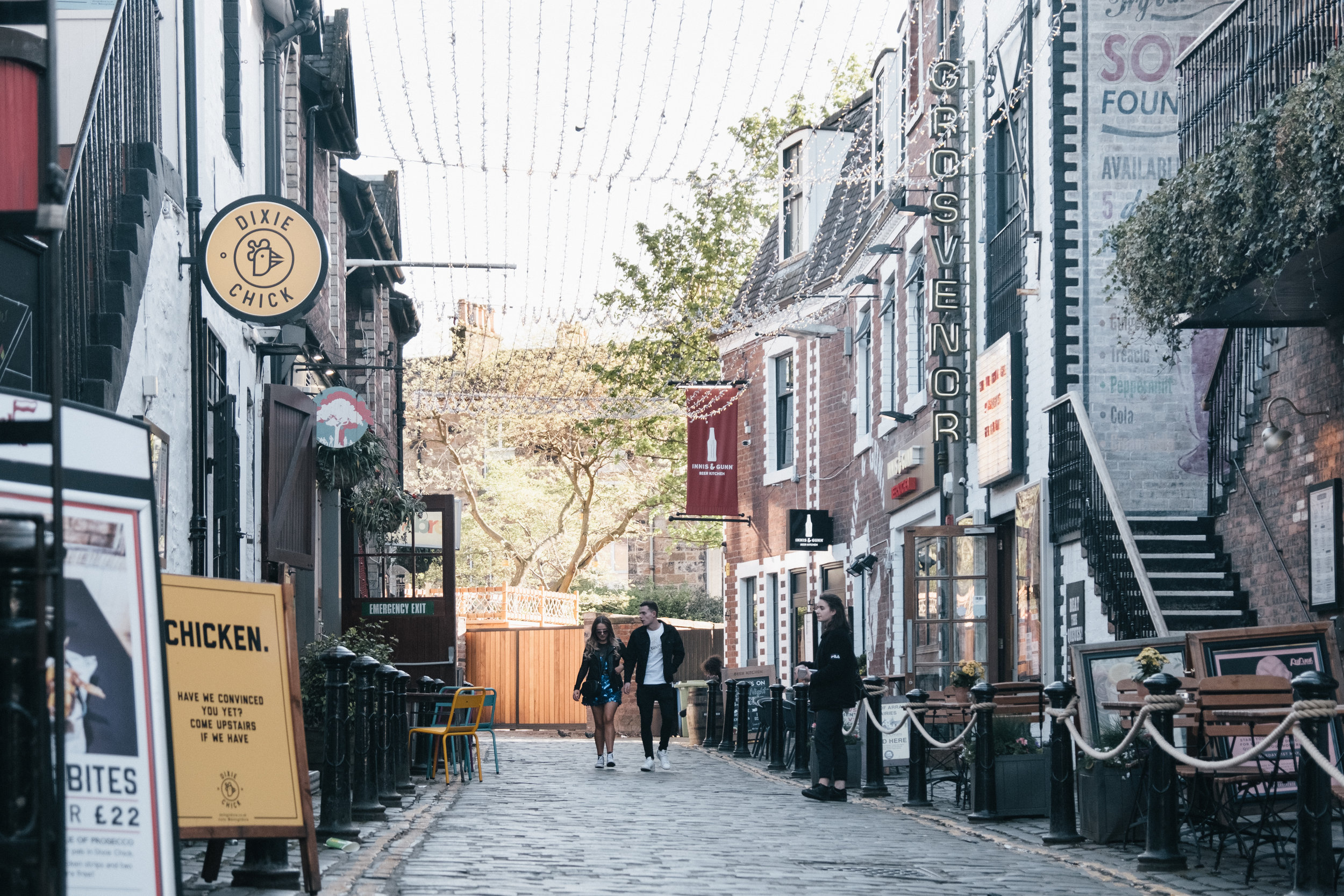 Ashton Lane is included in theGlasgow City guide