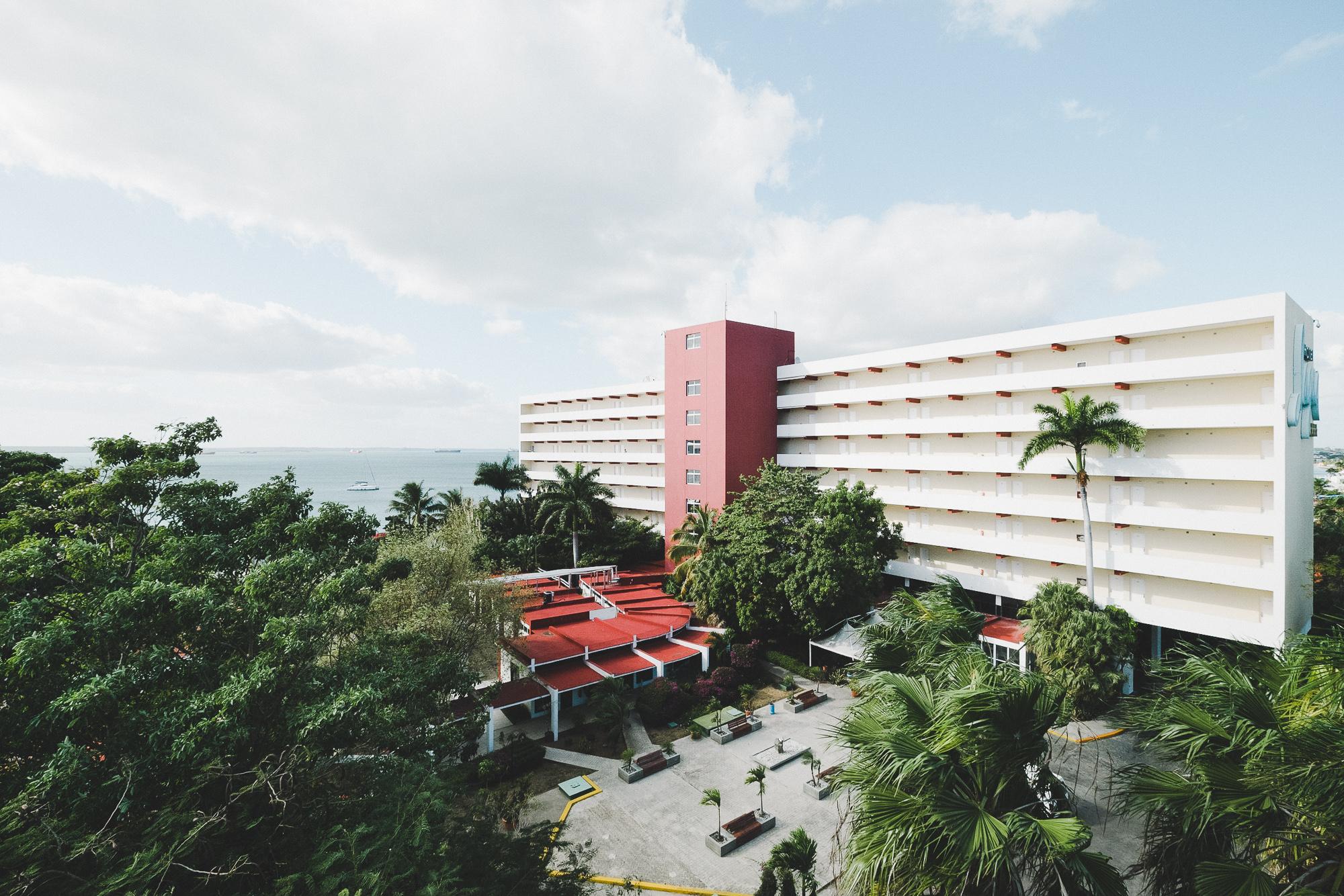 Hotel Jagua, built in 1950s
