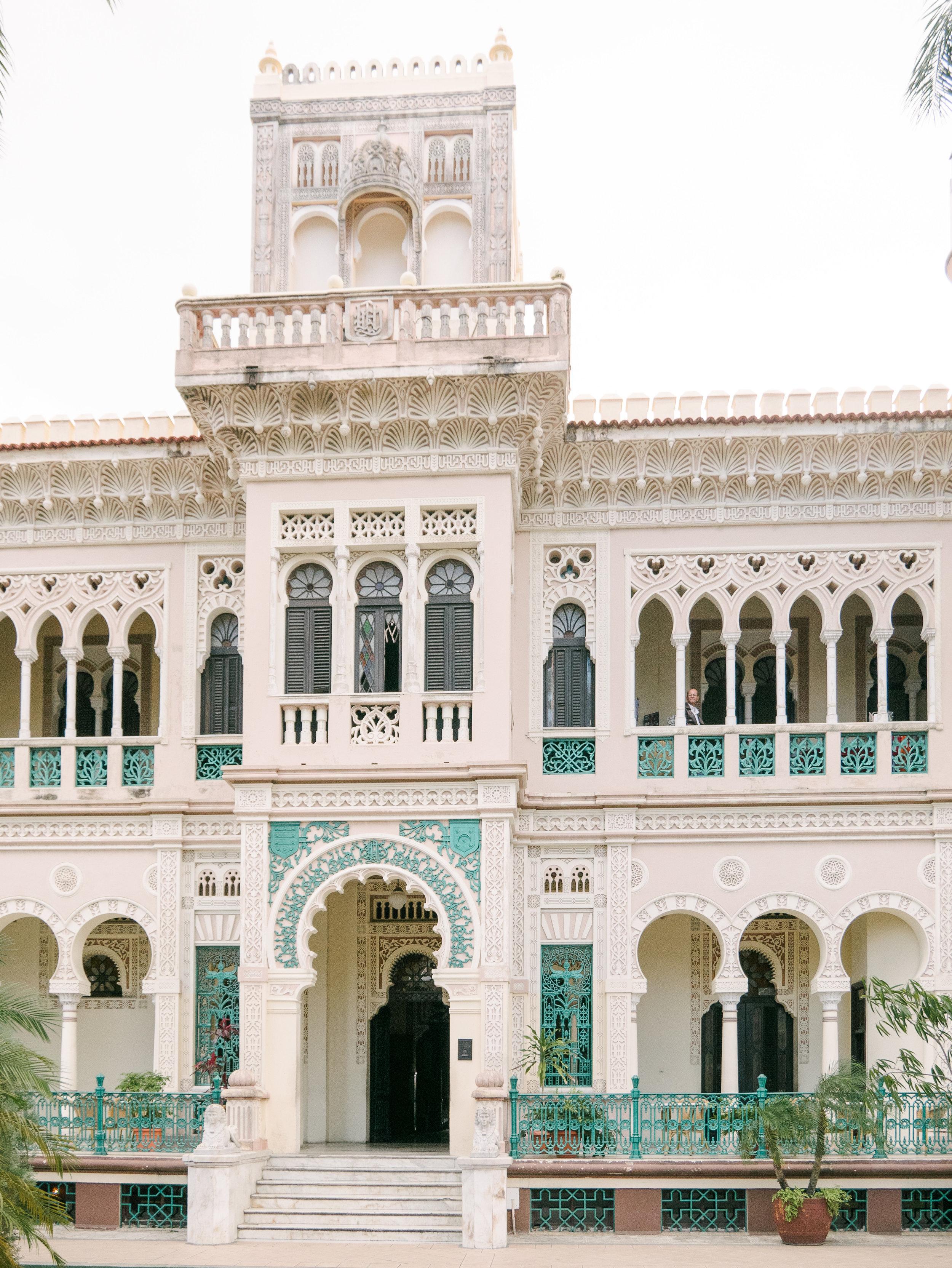 Palacio del Valle has Mudejar, Gothic, Romantic and Baroque influences