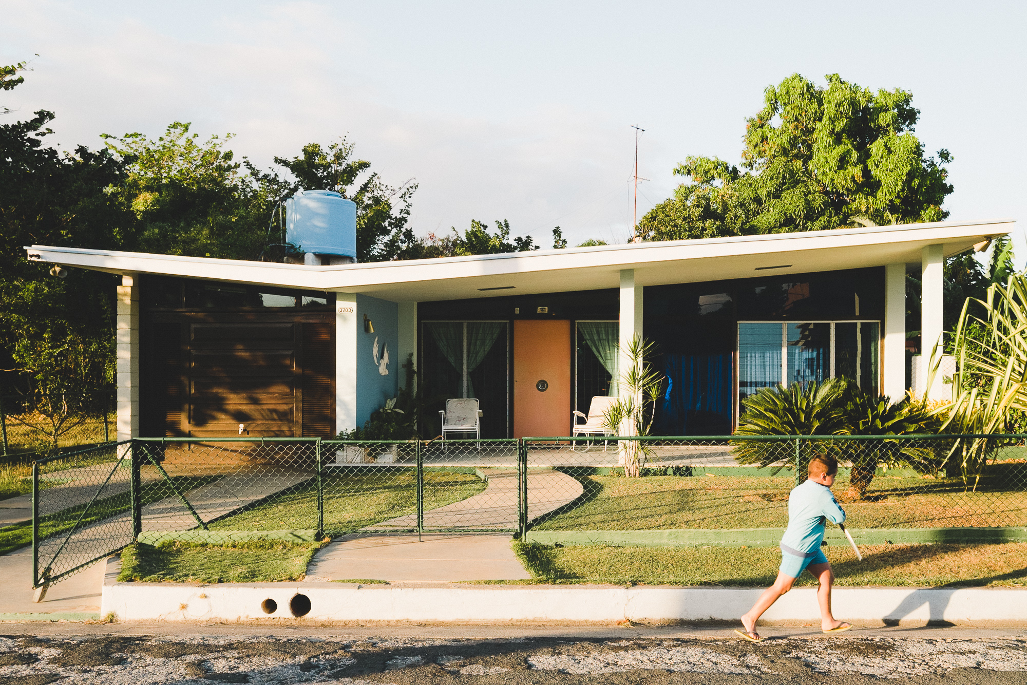 Lush 1950s Villas are one of the reasons to visit Cienfuegos, Cuba
