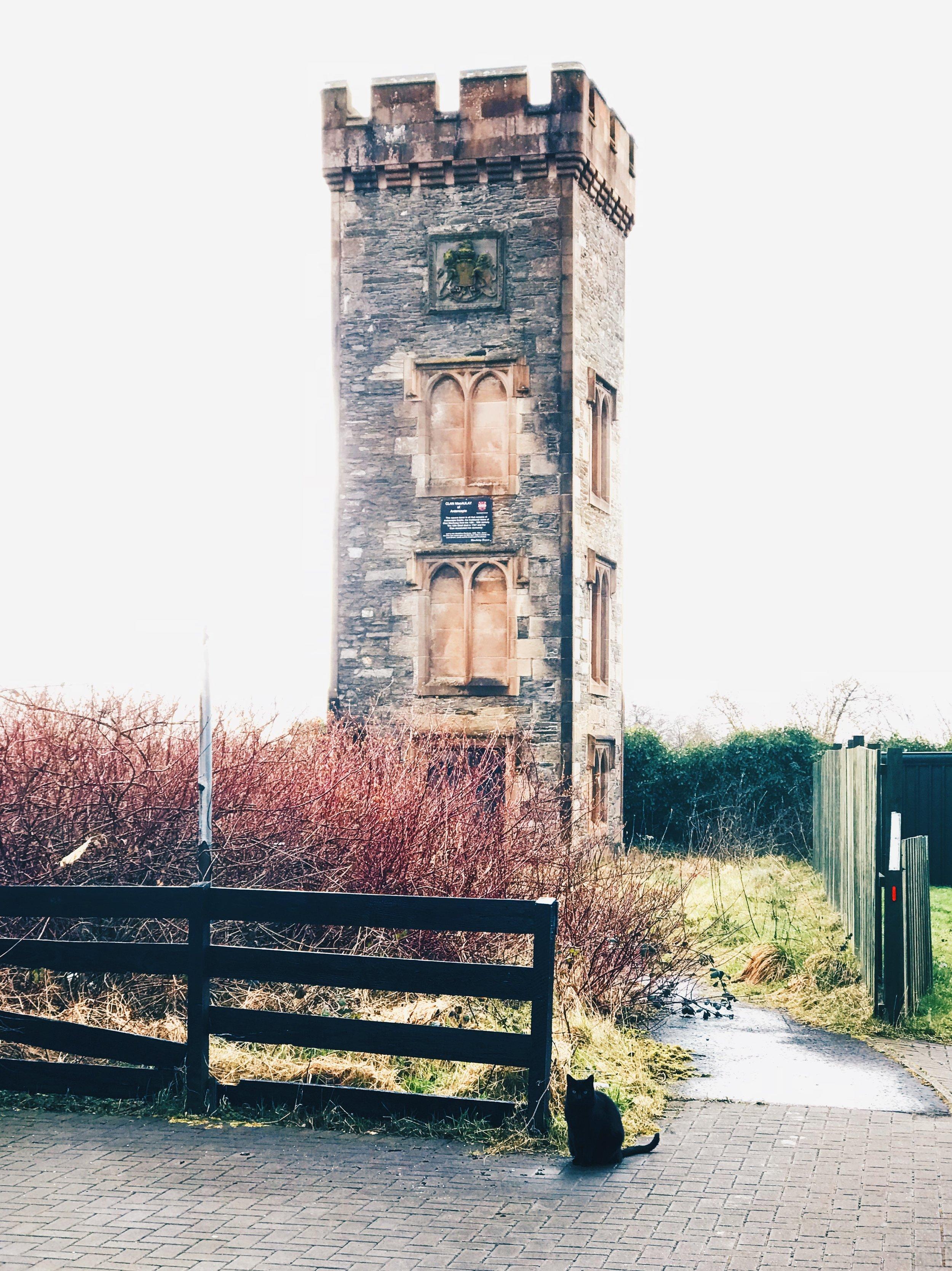 Ardencaple Castle Light