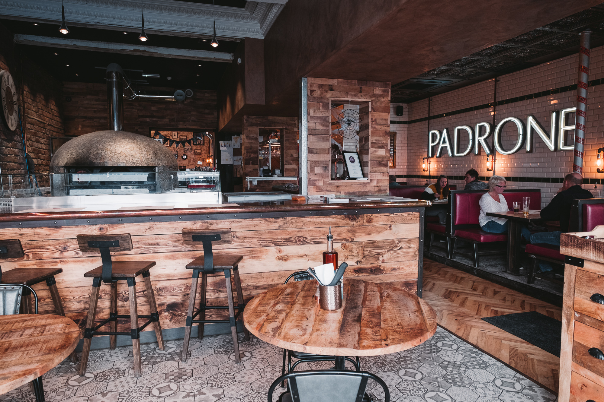 Padrone-the best Pizza in town!