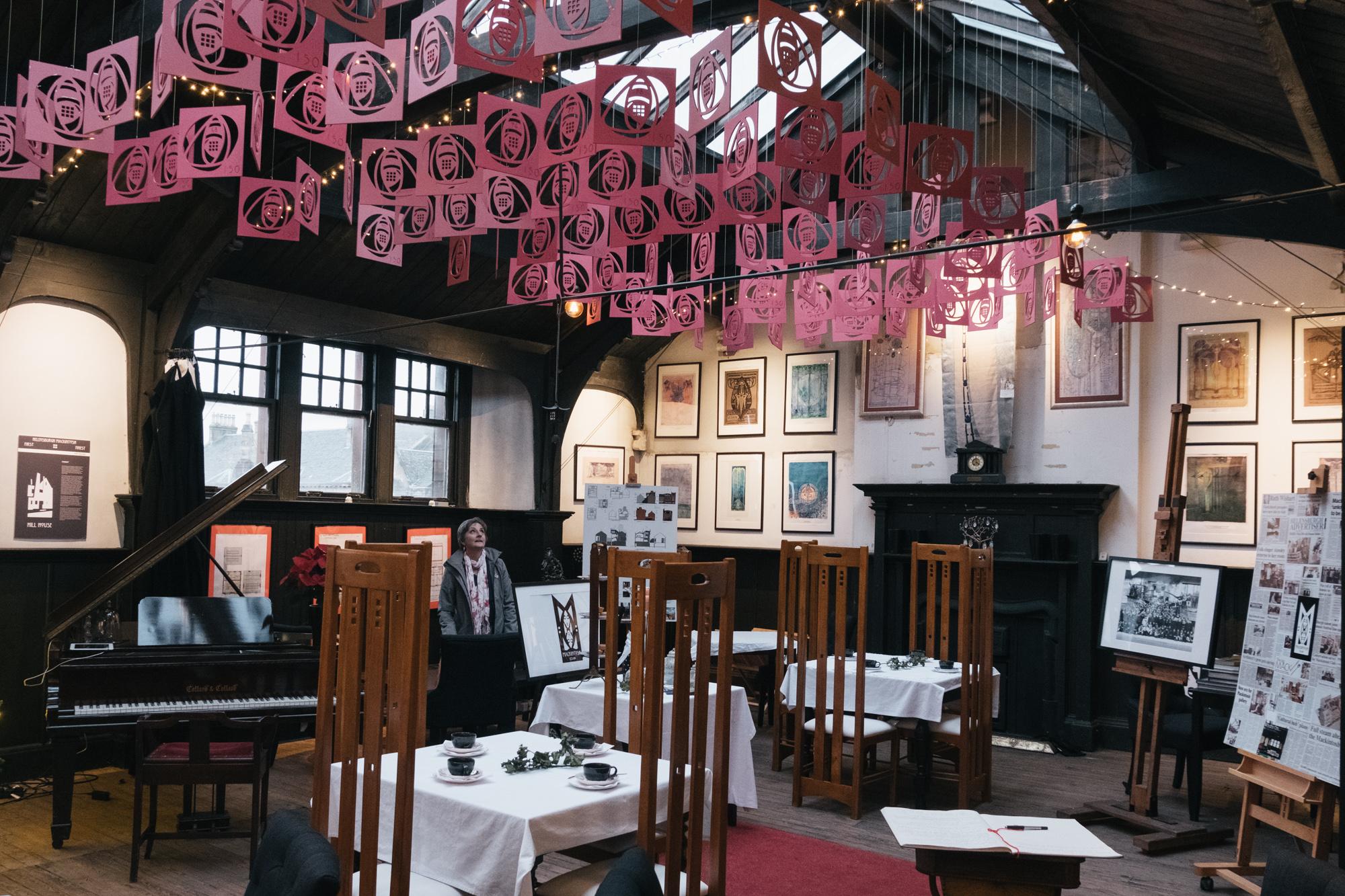 The Mackintosh Club Tea Room