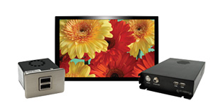 Elite IFE Package  A wireless IFE powerhouse! You are up and running quickly with HD video, music, and the moving map. Bonus: charge your devices in route!   17″ Widescreen HD LCD (FD171CV Ver HDSDI)   JetJukeBox (FD800JBOX Ver RJ45)   Dual USB Charger (FDPWRU28)