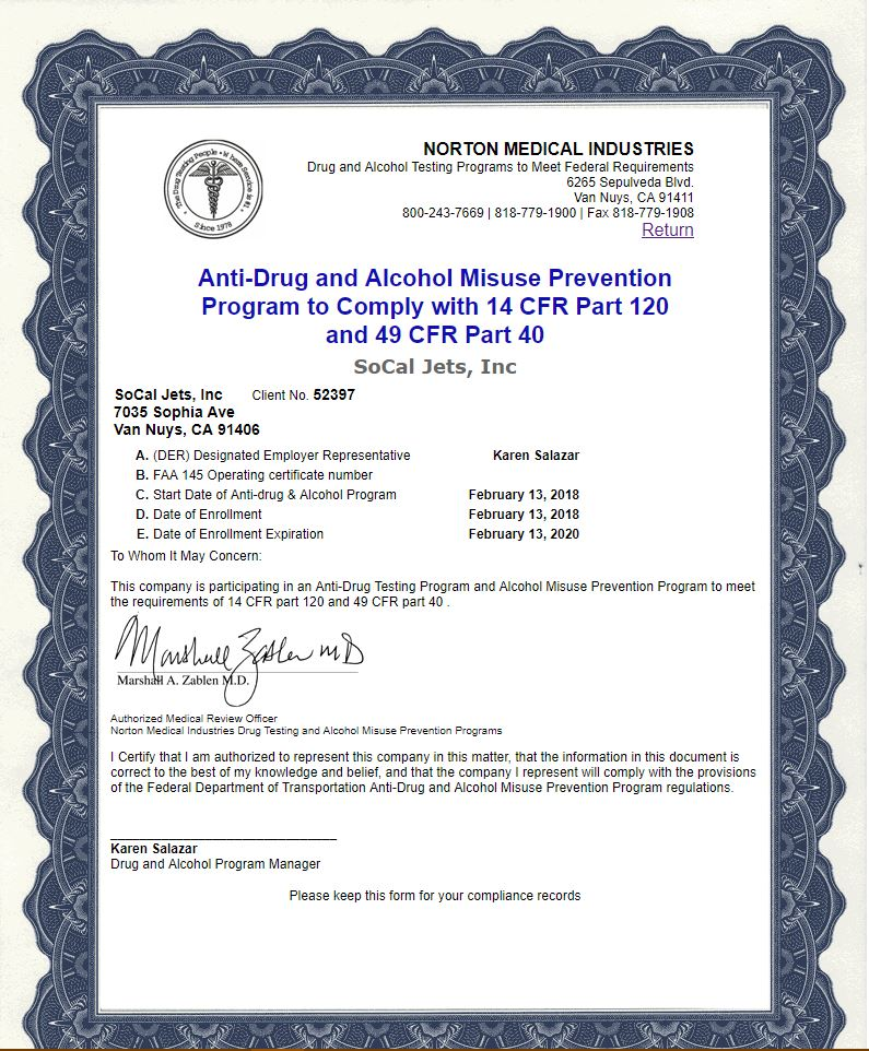 Drug Program   Click to Download