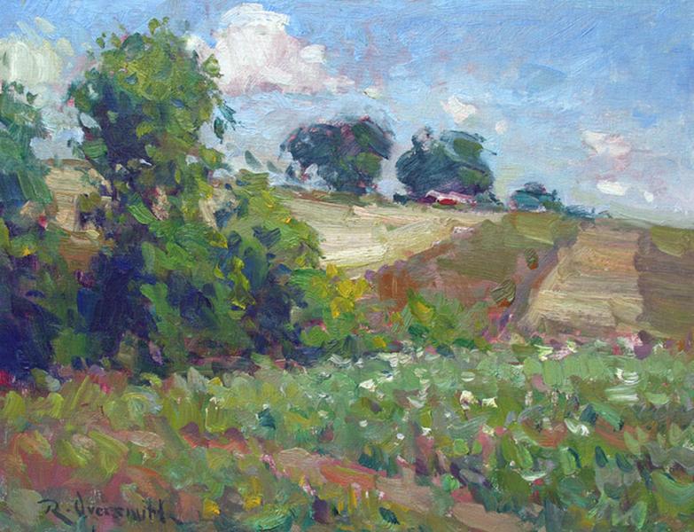 Summer Fields, Richard Oversmith