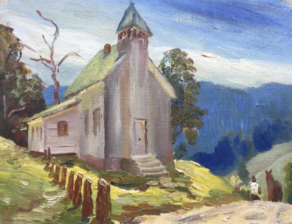 Blue Ridge Worship  SOLD