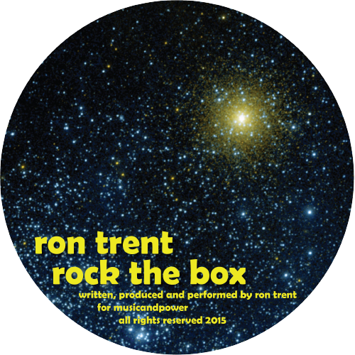 First released on vinyl and now available in digital 320kbps MP3 format, 'Rock The Box' is another intergalactic treat from Ron Trent, with support from the likes of Louie Vega.