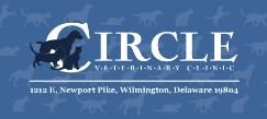 Circle Veterinary Clinic 1212 E. Newport Pike Wilmington, DE 19804 302-652-6587