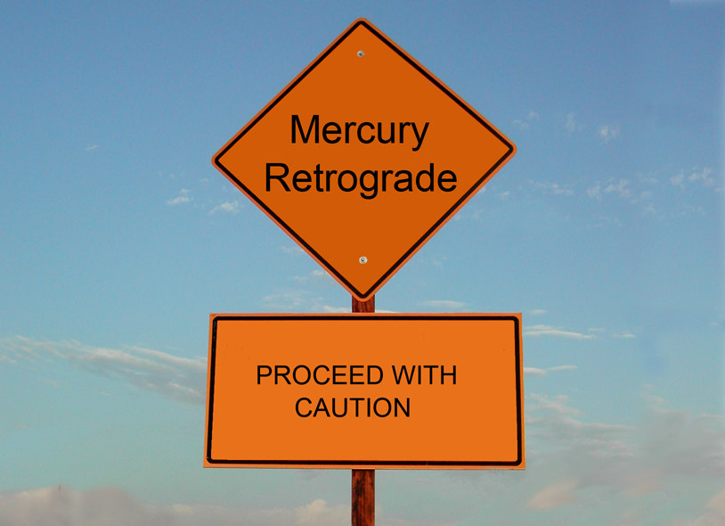 Mercury Retrograde: June 26 - July 20