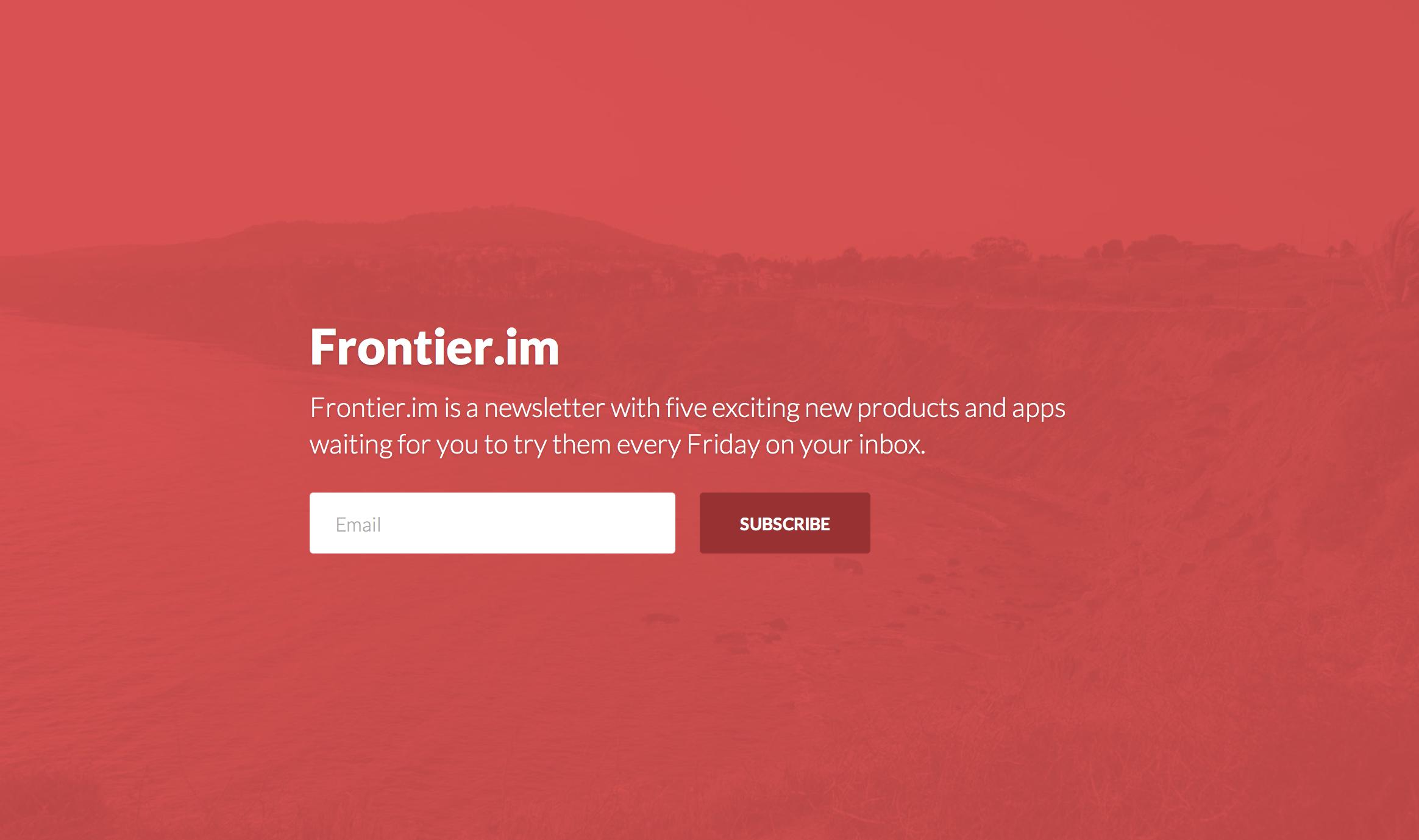 Frontier.im