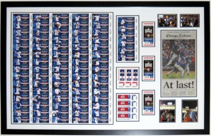 Every 2016 Cubs Home Ticket Compilation - 40x60