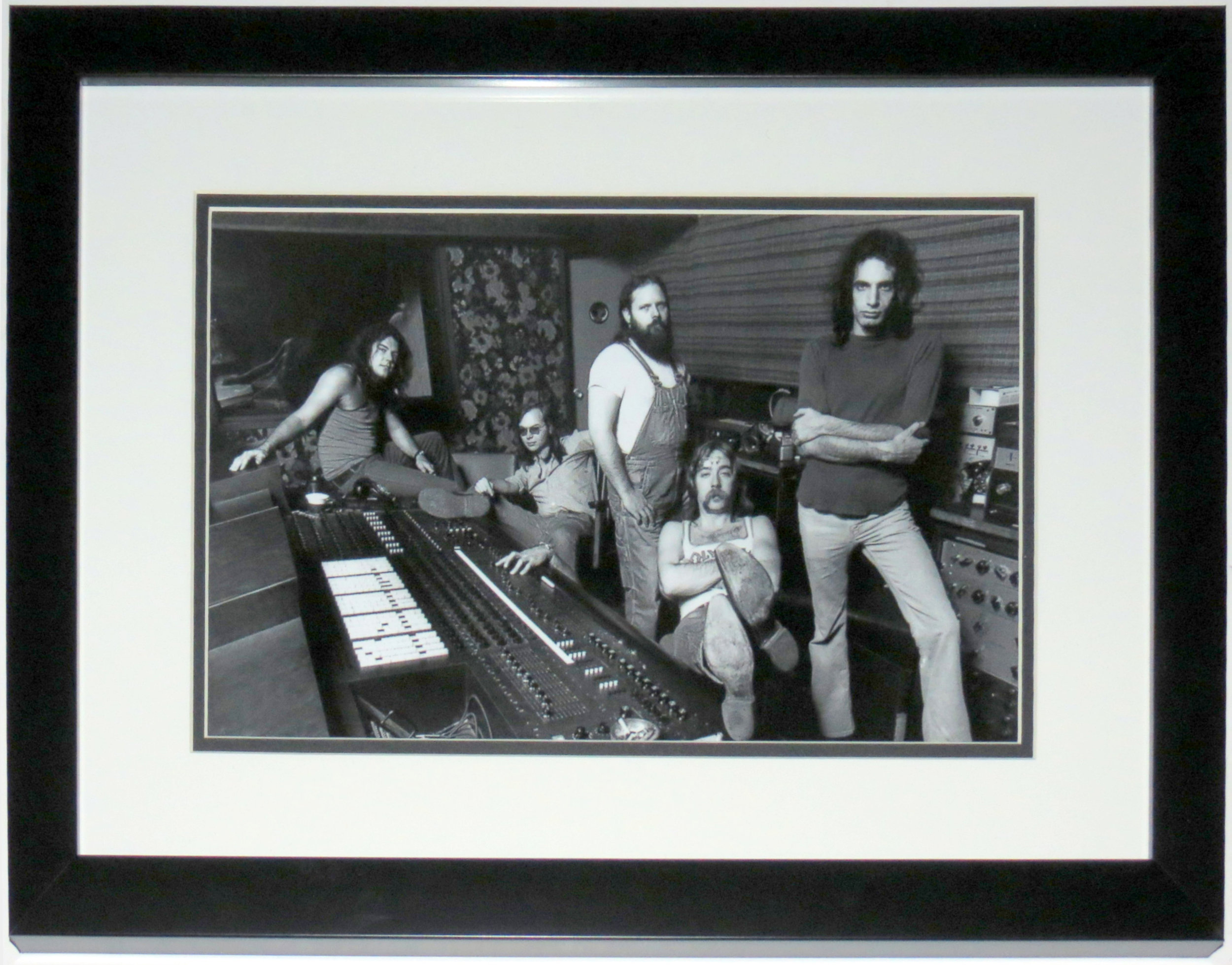 Steely Dan 11x14 Band Photo - Professionally Framed