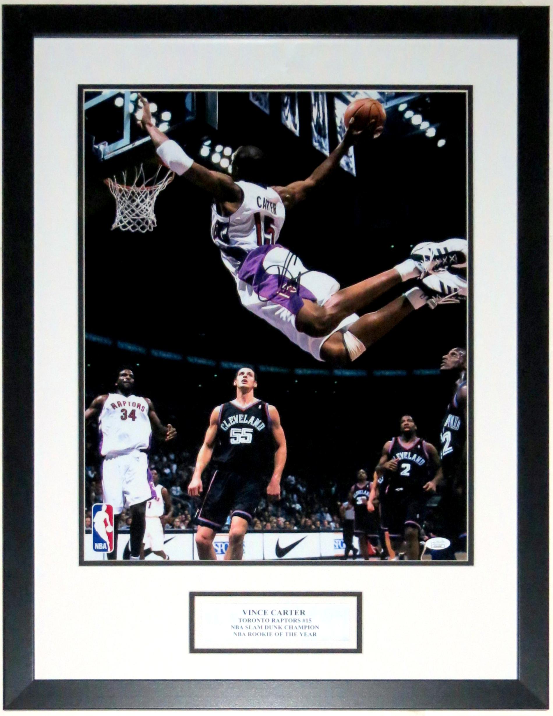 the latest d6d4f c25f7 Bleachers Sports Music & Framing — Signed Basketball Memorabilia