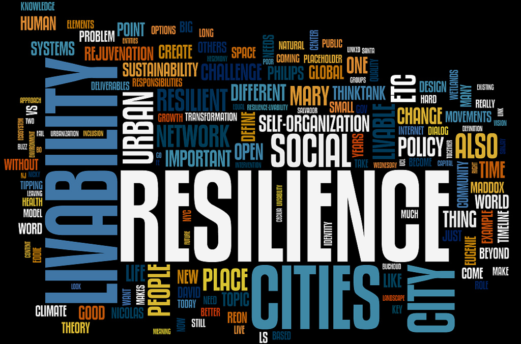 Sparking a new conversation about urban livability and resilience