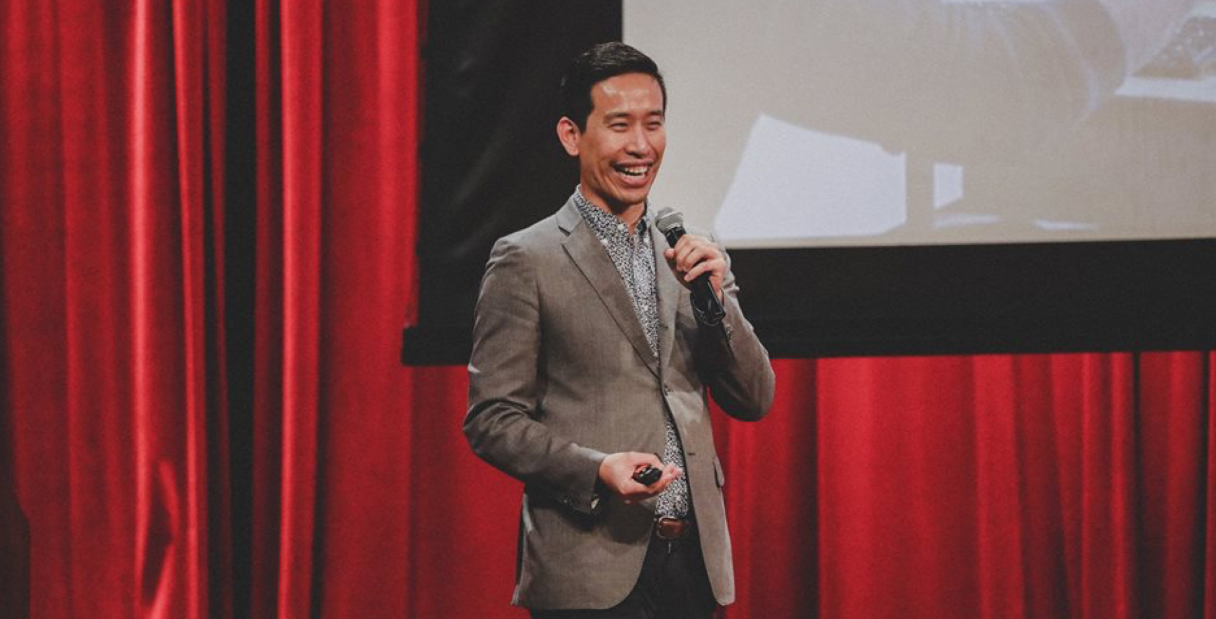Keynotes & Talks - With a combined ?? years working in the field, Foossa co-founders David Colby Reed and Lee Sean Huang have traveled around the world speaking on their groundbreaking approach to storytelling and community centered design thinking.