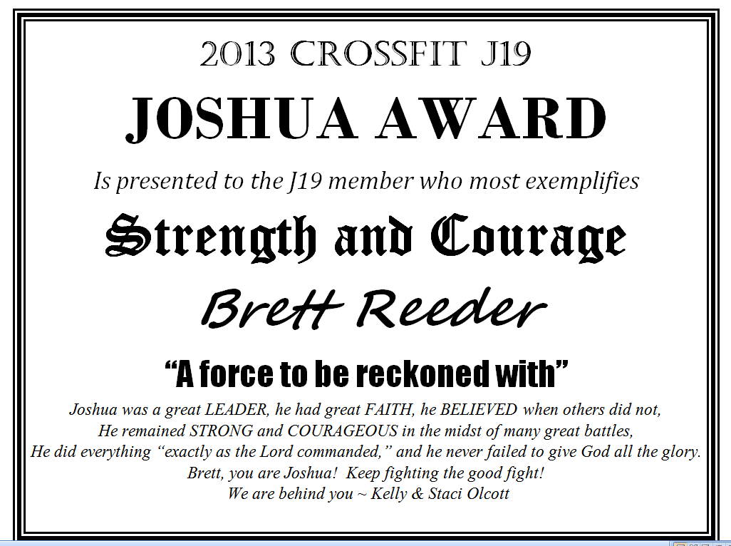 Joshua Certificate Use.png