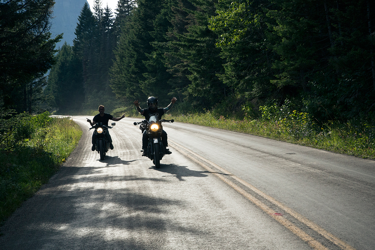 Why We Ride. Cotter Pin Gear