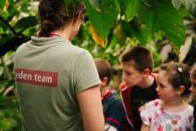 Eden Project School Trips