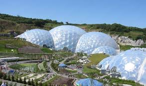 Newquay School Trip Excursions - The Eden Project