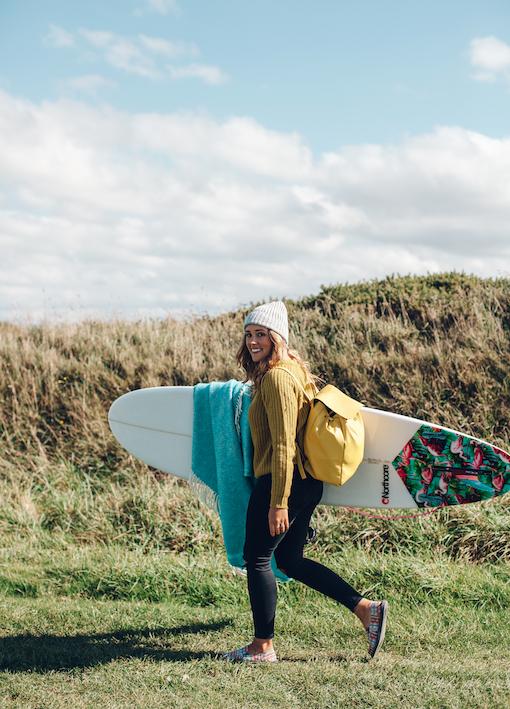 Corinne Evans First Wave Adventures