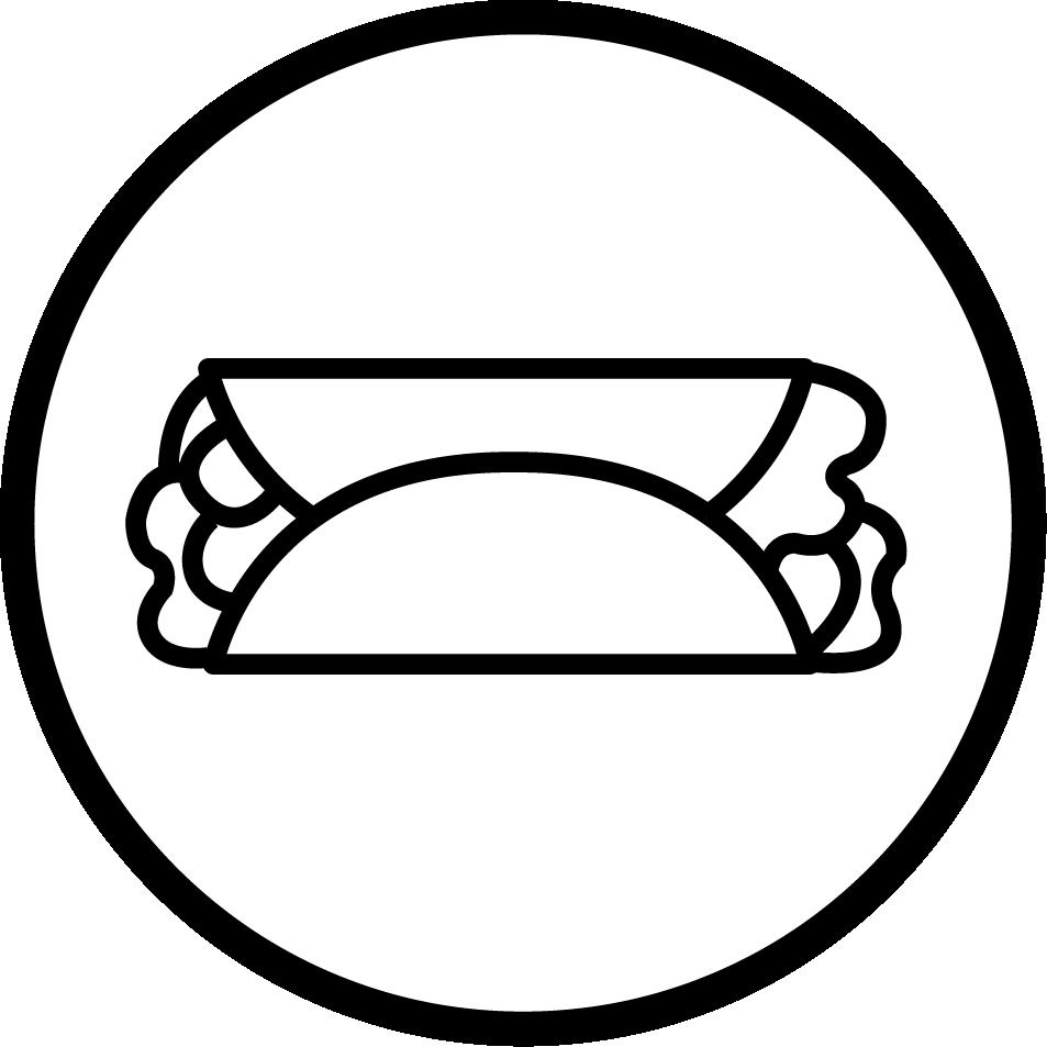 THE BURRITO BOMB - $7 MONTHLY DONATION