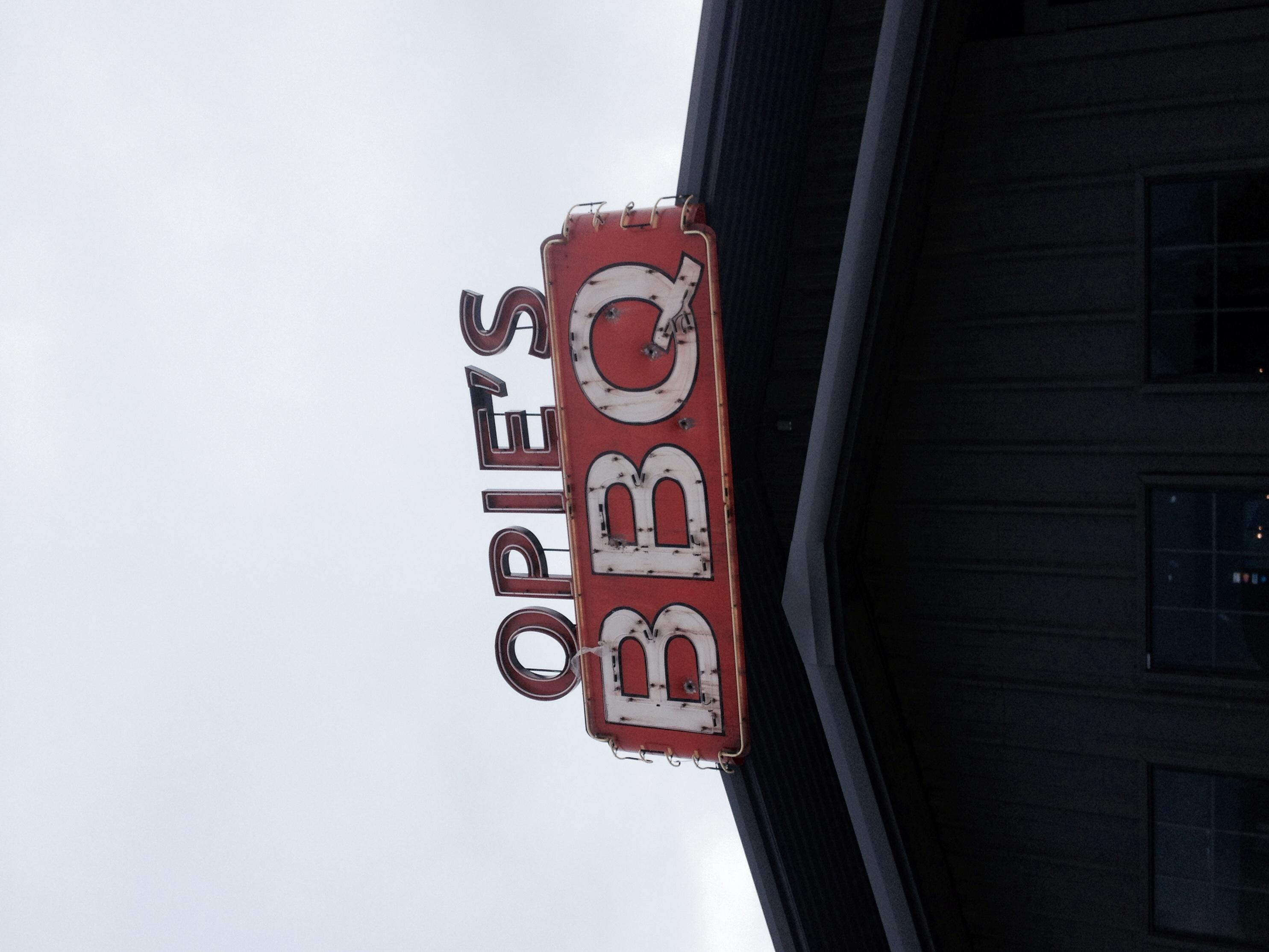 opie's bbq, spicewood, tx