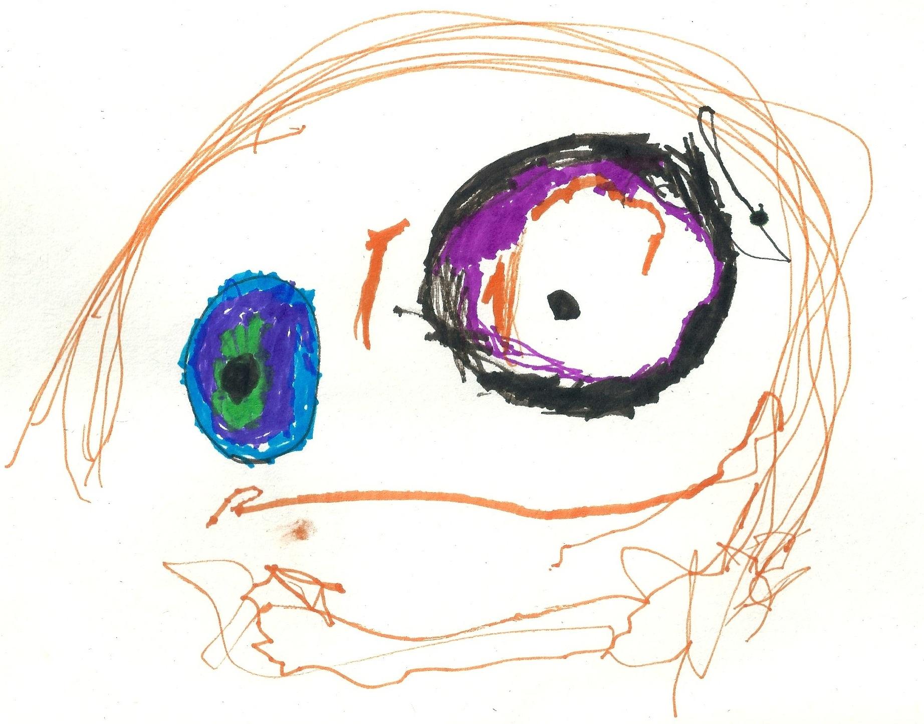 Ada - Age 3