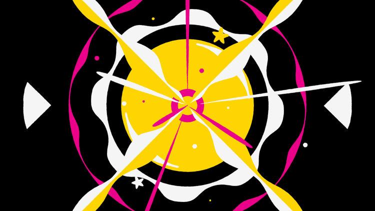 Cartoon Network  —  Party Popper