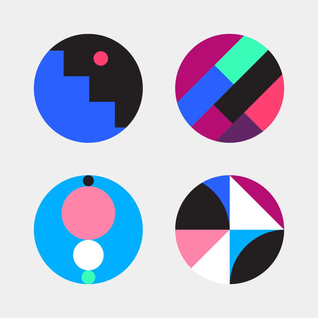 Google  —  Sticker Set