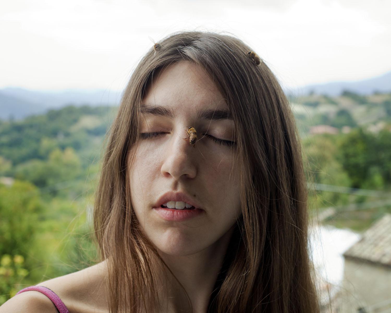 Self Portrait with Drones, Tornareccio 2013