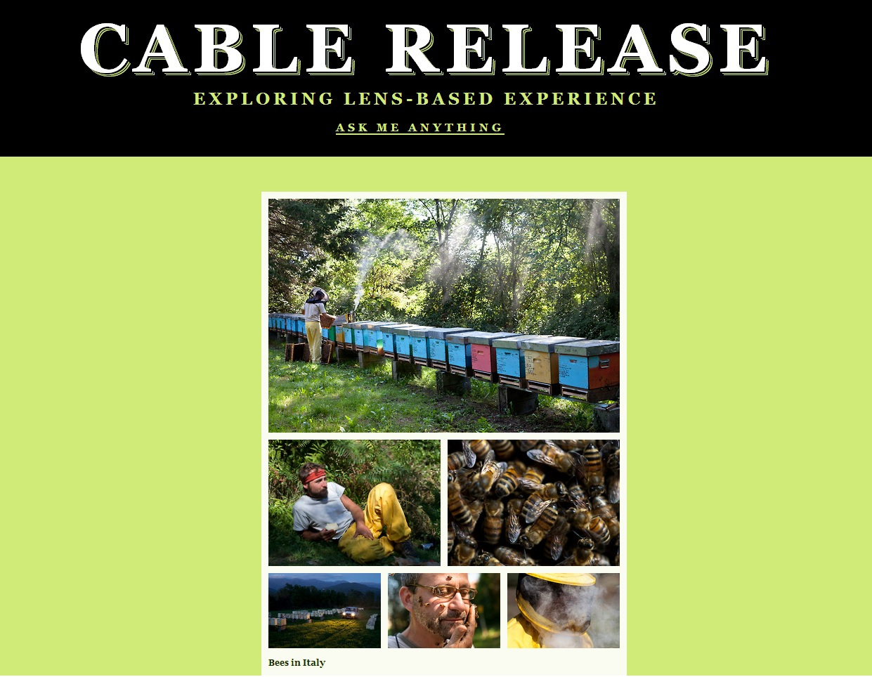Cable Release