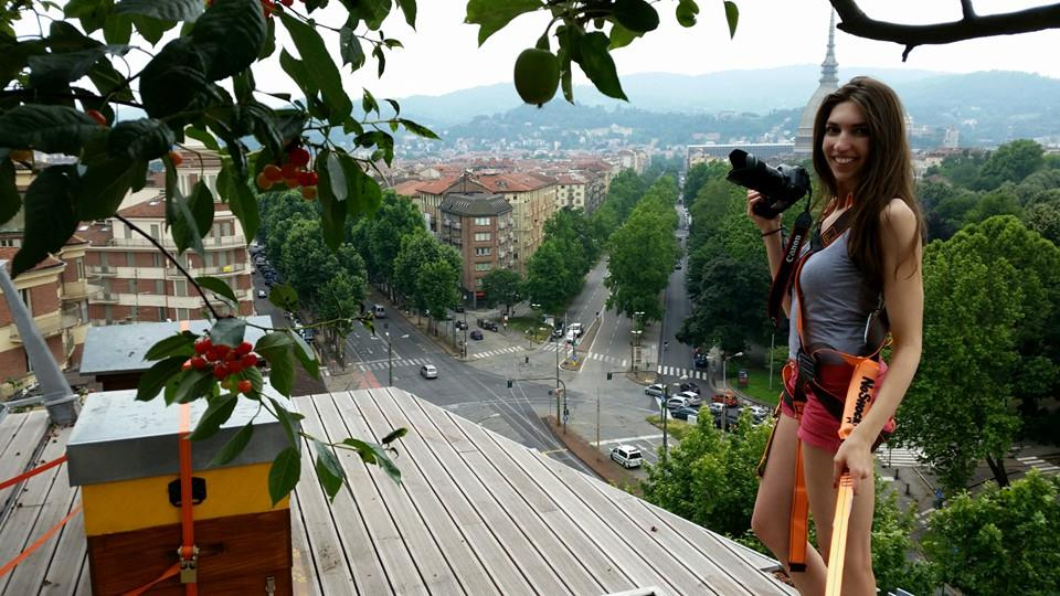 Glad I'm not afraid of heights!!