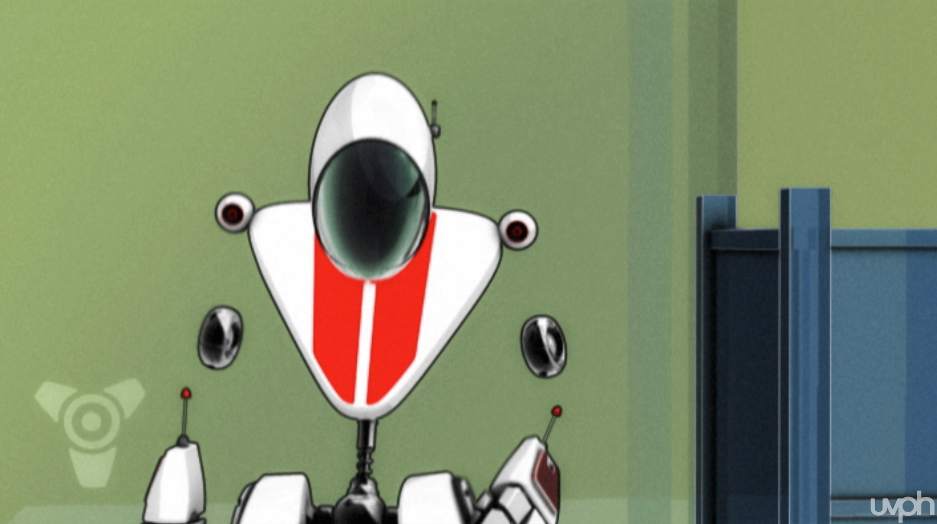 BEST ROBOT IDENTITY    Scent of a Robot  byPete Miser, Alexandre Moors