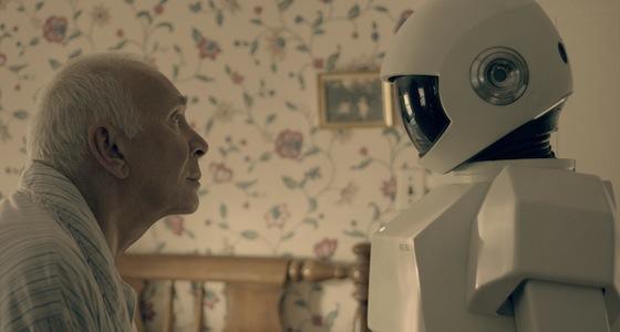 Robot And Frank  byJake Schreier & Christopher Ford