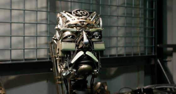 Deus Ex Homine  byPeter Chang