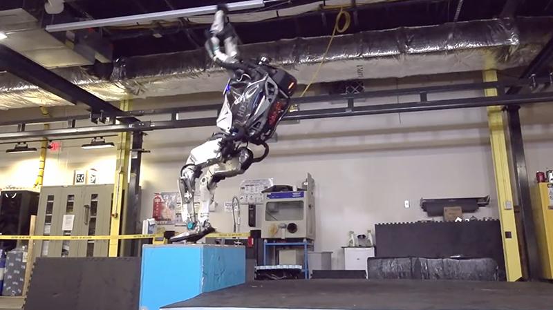 What's New, Atlas? by Boston Dynamics