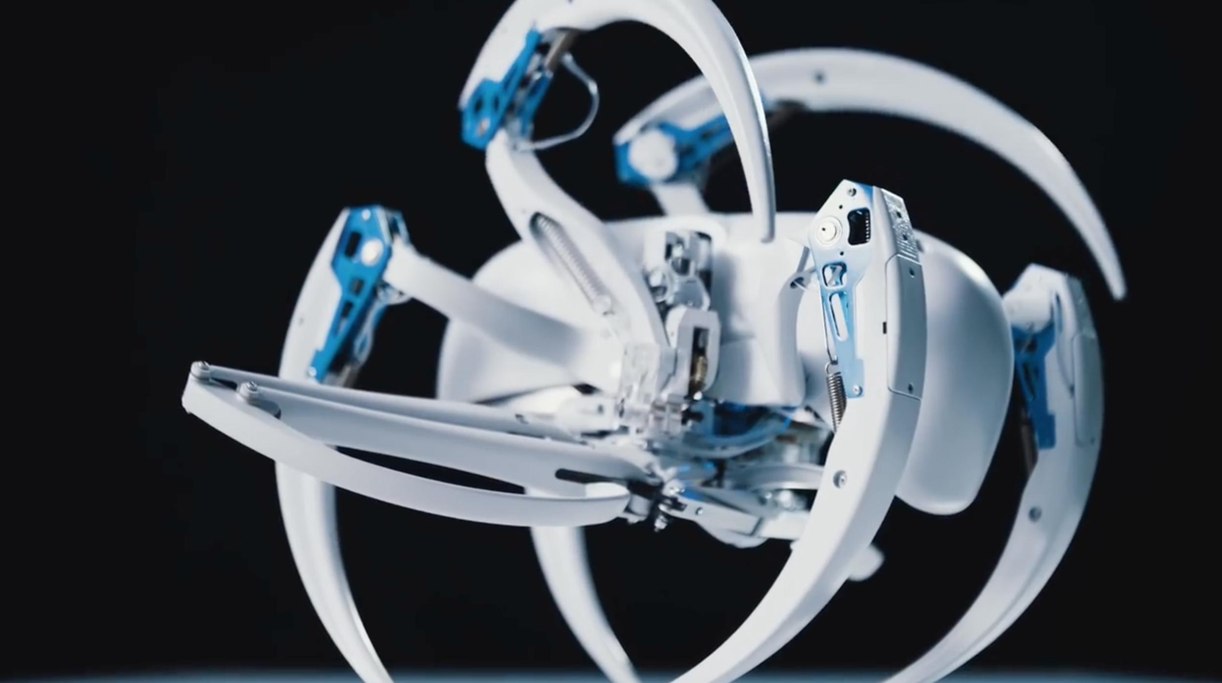 BionicWheelBot by Festo