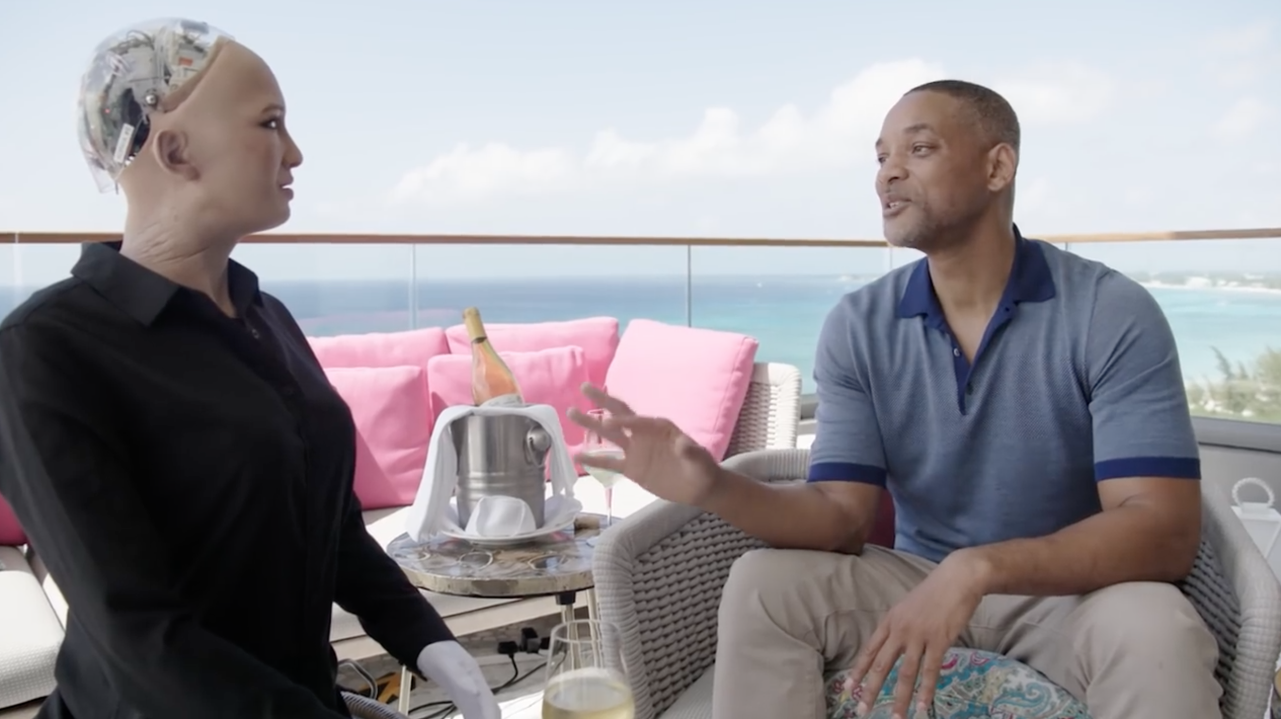 MOST UNCANNY: Will Smith Tries Online Dating