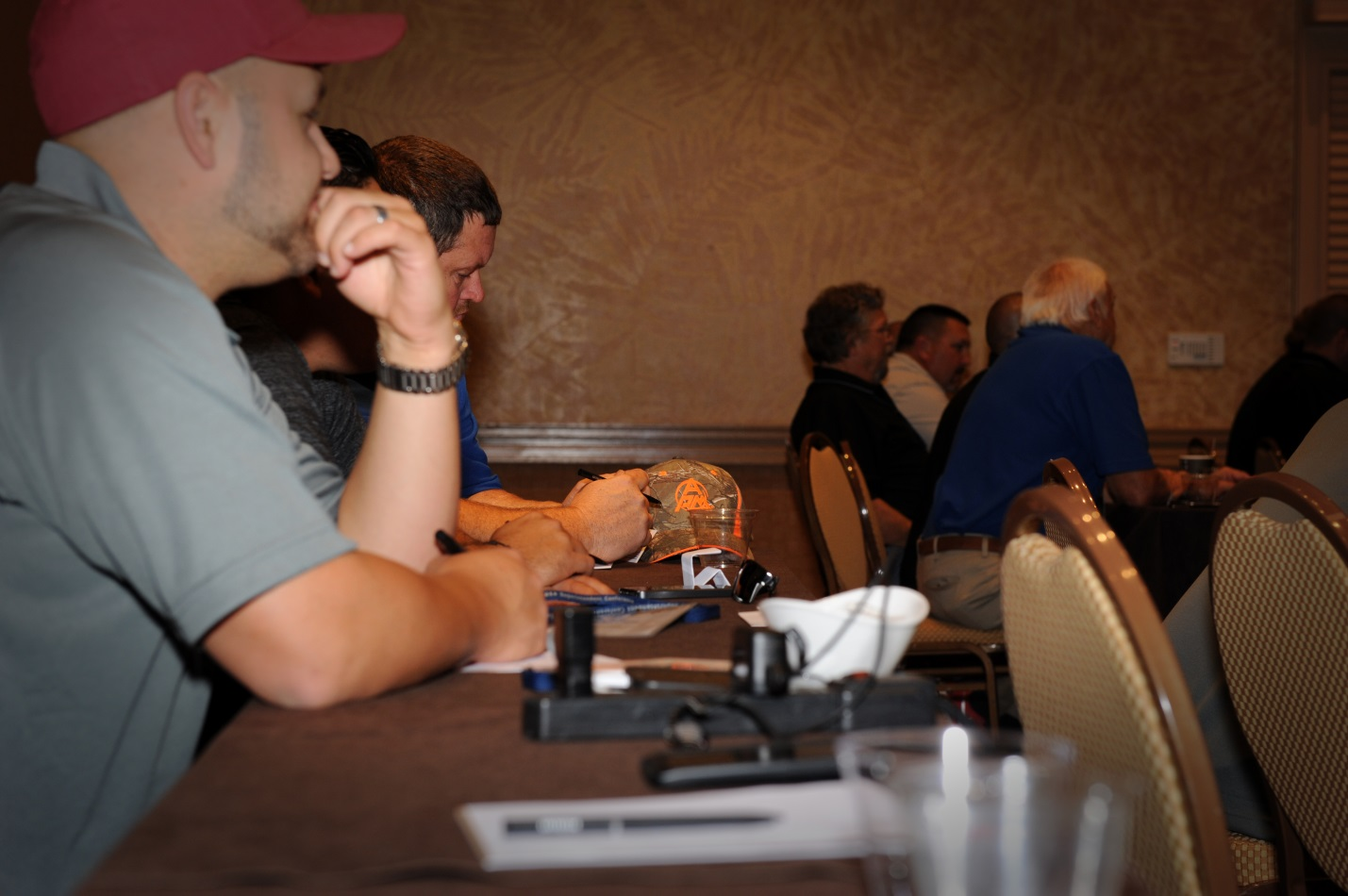 Our teams spent one day with their regions to discuss successes and challenges from previous jobs to coordinate a game plan to ensure optimal execution during the upcoming outages.