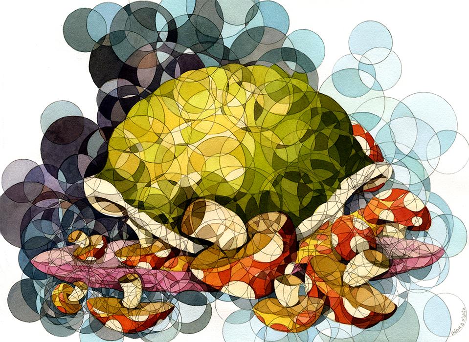 still life from the mushroom kingdom(small).jpg