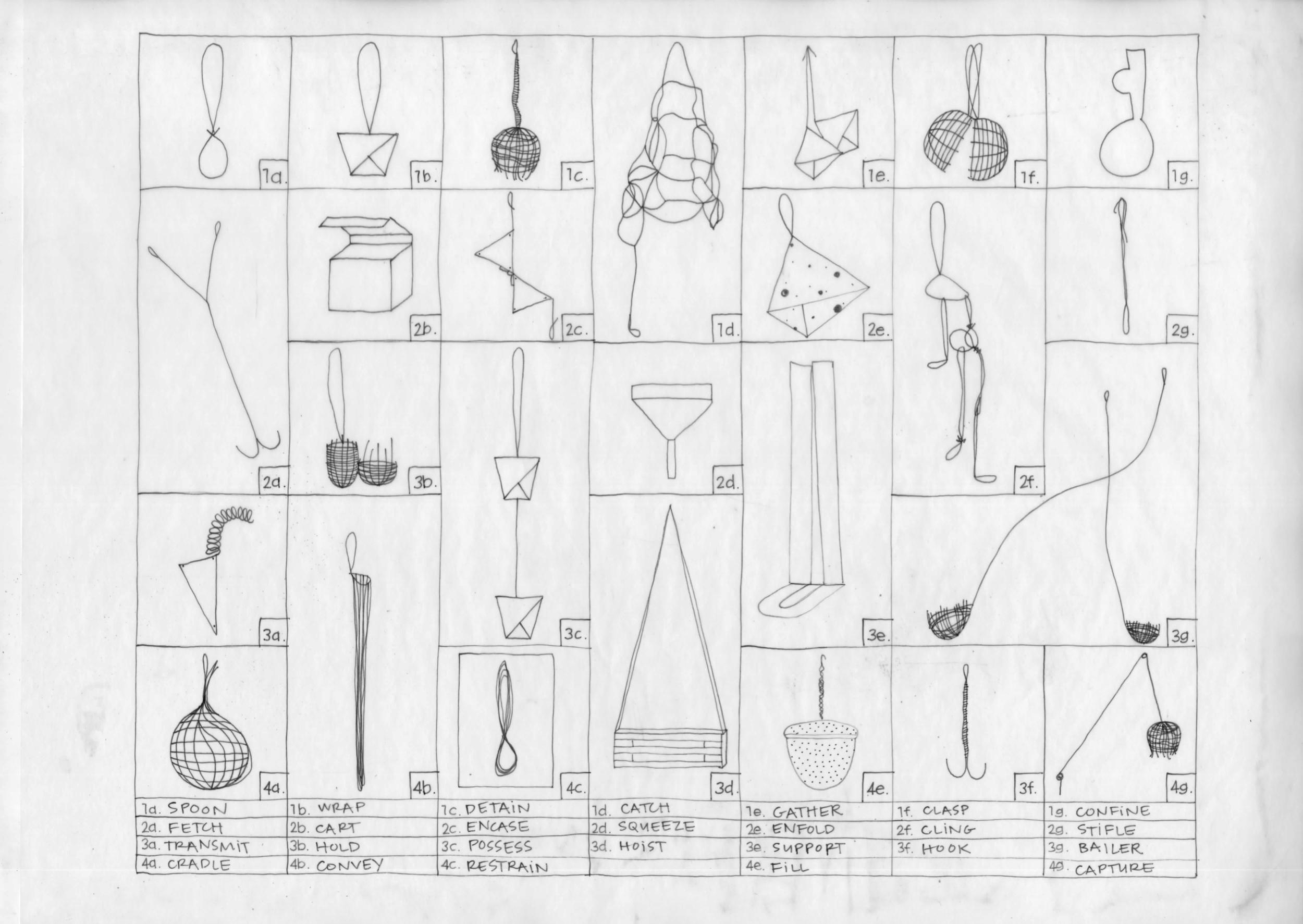 Spoon Catalog I, 2013