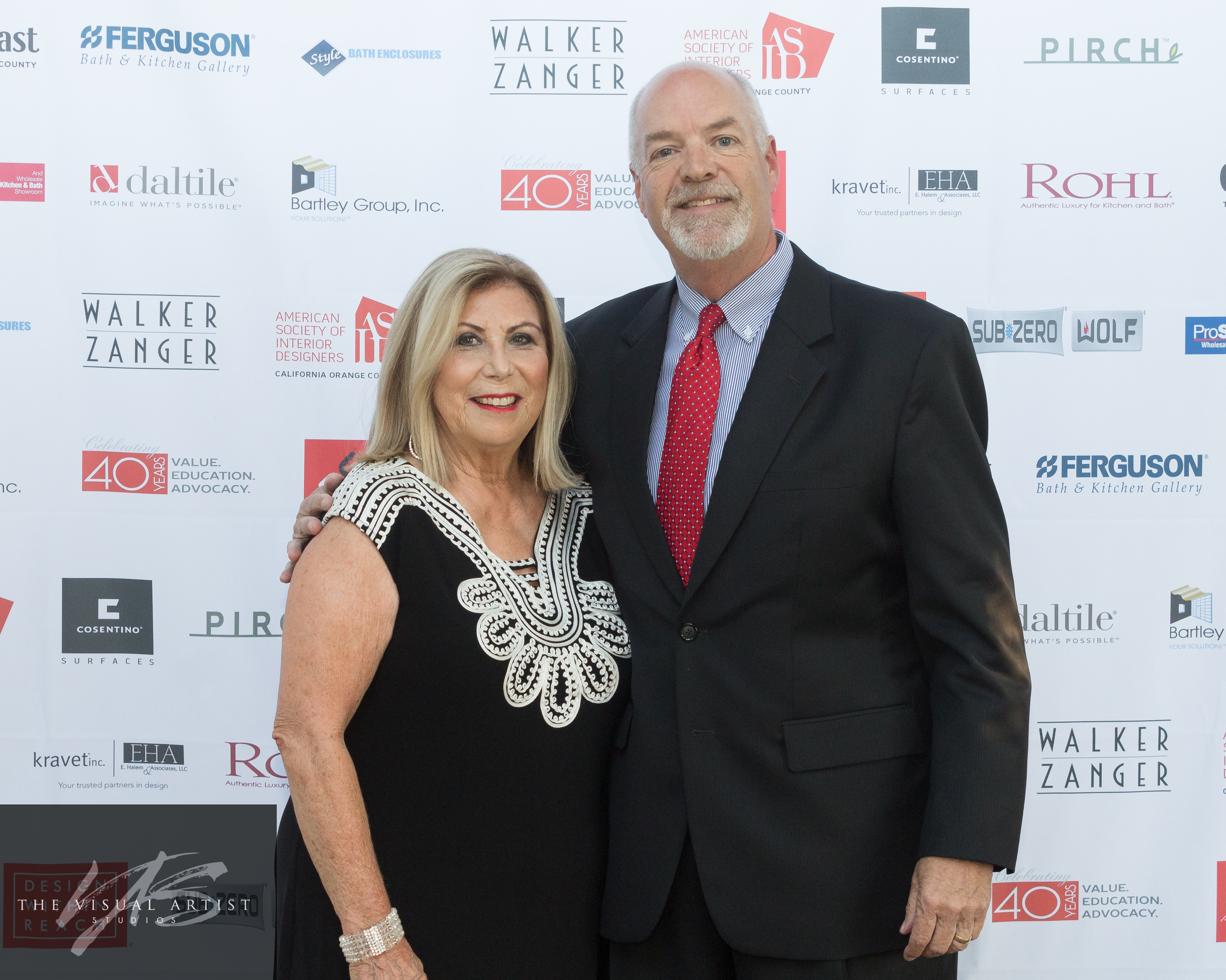 Jamie Namanny, Allied ASID & Husband